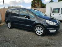 (( NOT VAT )) FORD GALAXY 2012 TDI ZETEC AUTO, 1 OWNER FROM NEW, PCO READY, HPI CLEAR, 1 YEAR MOT