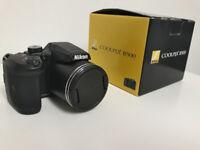 NIKON COOLPIX B500 Camera plus case
