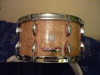 CY custom drums snare