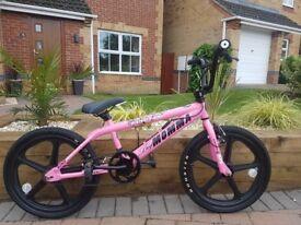 Girls Big Momma BMX Bike