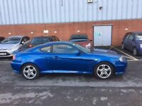 New shape Hyundai coupe 2004 2.0 petrol manual for swaps