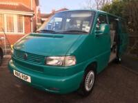 VW T4 Caravelle VR6 two owners from new. Brand new discs and pads