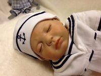 "Reborn Baby Doll "" Thomas "" Realistic Newborn Lifelike"