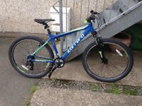 Never been used Halfords carrera valour men's bike ***£150***