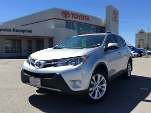 2014 Toyota RAV4 Limited|AWD|TECH|NAV