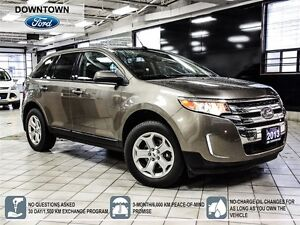 2013 Ford Edge SEL, Navigation, Panoramic  Moonroof, DVD player