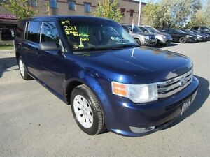 2011 Ford Flex SEL | 3 ROW SEATING |