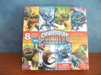 NEW AND SEALED SKYLANDERS GIANTS PUZZLE PACK