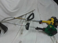 JOB LOT FAULTY POWER TOOLS to CLEAR . . Petrol STRIMMERS (2) . . elec PRESSURE WASHER . . £60
