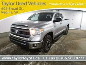 2014 Toyota Tundra SR 5.7L V8 TRD PACKAGE