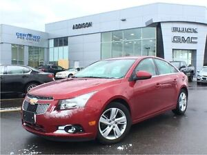 2014 Chevrolet Cruze Diesel one owner, accident free