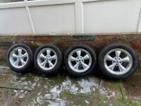 FORD MUSTANG GT 17'' WHEELS
