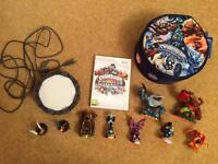 Skylander Giants Wii bundle