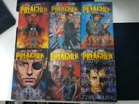 Preacher Graphic Novels 1 - 6