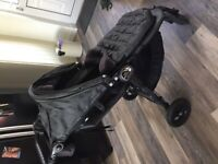 Baby Jogger City Mini Gt complete travel system