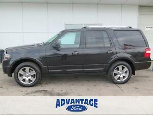 2010 Ford Expedition Limited Nav. Moonroof.