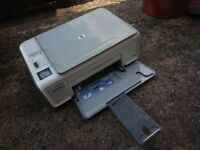 HP C4280 3 in 1 Printer/Scanner/Copier with card reader and screen