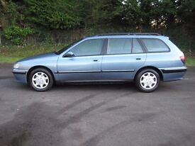 2002 Estate Peugeot 406 Diesel Manaul With Long MOT PX welcome