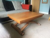 Calligaris Mascotte Coffee Table in excellent condition for sale