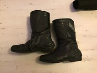 Size 12 RST motorcycle boots
