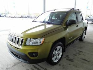 2012 Jeep Compass NORTH EDITION,4X4,MAGS,A/C,SIÈGES CHAUFFANTS