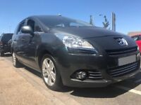 Peugeot 5008, 2010, 2.0HDI, Automatic, Good Condition, Quick Sale, £1400, Please Call 07864 549 100