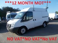 Ford Transit 280 2.2 TDCi 85 SWB M/Roof***ONLY 71,000 MILES***STUNNING LOOKING VAN**