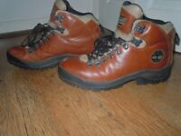 TIMBERLAND OUTDOORS HIKING ANKLE BOOTS
