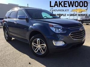 2017 Chevrolet Equinox Premier AWD (Nav, Back Up Cam)