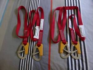 Marine Safety Lines 2 m with 2 straps Mountain Creek Maroochydore Area Preview