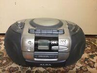 ALBA stero CD player only £5