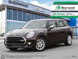 2017 MINI Cooper Clubman Cooper Only 14, 000KMS!!