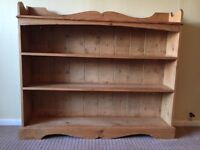 Pineapple Solid pine bookcase