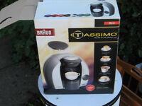 Tassimo coffee maker brand new