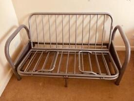 Sofa bed frame