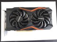 Nvidia Geforce GTX 1050 G1 gaming 2gb Graphics card