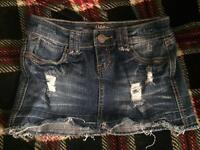 Skirt, shorts and leggings size 00-1 (small)