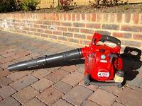 efco SA 3000 Leaf blower with KA30 Vacuum Kit