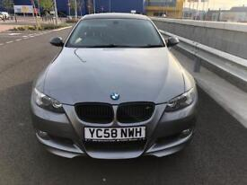 BMW 320dSE Space Gray Full service history Carbon trim