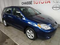 2008 Toyota Matrix Groupe B