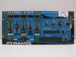 Pyramid DJ Mixer with SFX - We Buy and Sell Pre-Owned DJ Equipment at Cash Pawn! - 9730 - SR913405