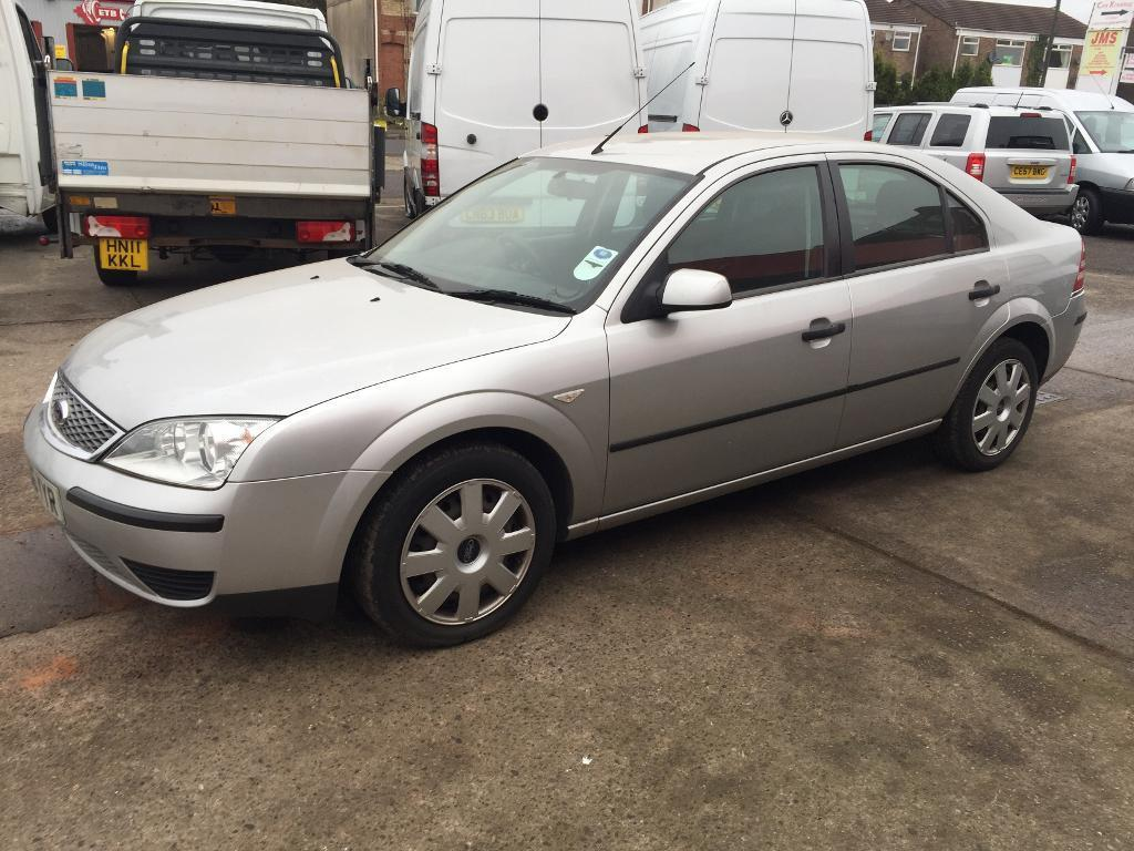 Ford MONDEO, 2006, 2.0 diesel, 5 speed, spares or repair £400