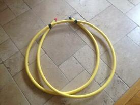 Gas Tracpipe 22mm. 4.7 metres