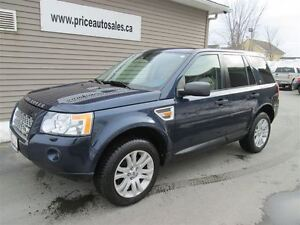 2008 Land Rover LR2 SE-HEATED LEATHER-FULL GLASS ROOF!!!