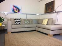 John Lewis Branco Corner Sofa was £1600