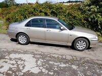 ROVER 75 SE. ONLY 49K.