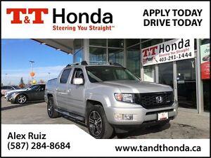 2013 Honda Ridgeline Sport *Local Truck, No Accidents, Remote St