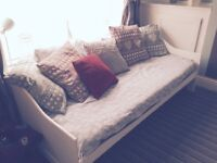 Sofa / Single Bed with Trundle