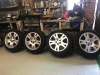 "19"". Range Rover sport,Alloy wheels VW T5"