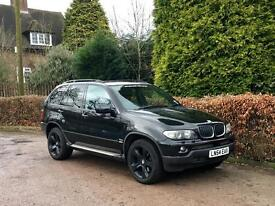 2004 BMW X5 3.0D SPORT BLACK FACELIFT WARRANTIES AVAILABLE NATIONWIDE DELIVERY CARD FACILITY
